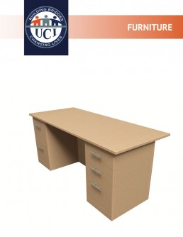 Cover of furniture catalog.